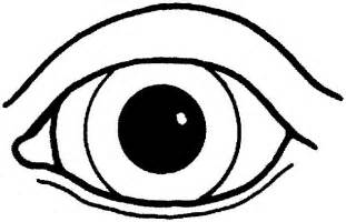 HD wallpapers eye colouring page