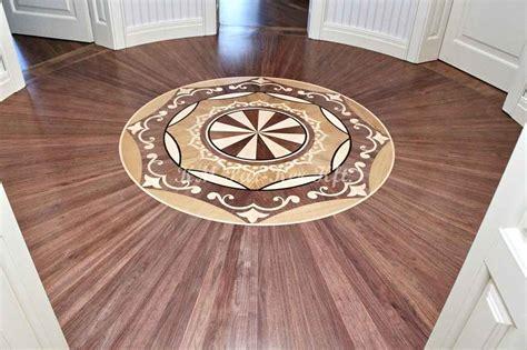 medallion floor wood inlay floor medallion fuerstparkett com