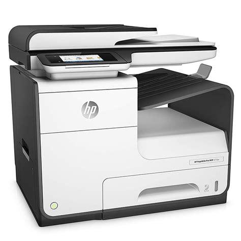 Laden sie die datei herunter. HP PageWide Pro 477dw Multifunktionsdrucker