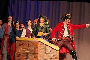 "Randolph High School Drama Presented ""Pirates of Penzance ..."