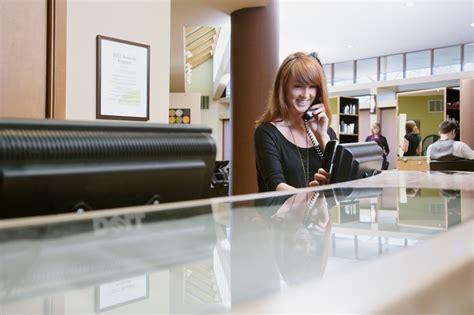 front desk receptionist in dallas tx front desk receptionist indeed whitevan
