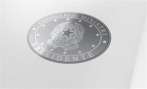Indirizzo Presidenza Consiglio Dei Ministri by Logo Design Presidenza Consiglio Dei Ministri Grafi2