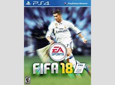 FIFA 18 Cover Star Cristiano Ronaldo sensationally