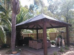 Metal Gazebo Roof Kits  With Images