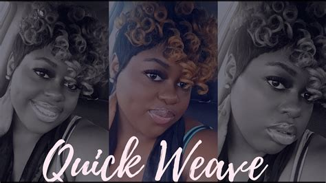 Curly Mohawk| Outre 27 Piece& Milky Way Oprah Curl 👍or