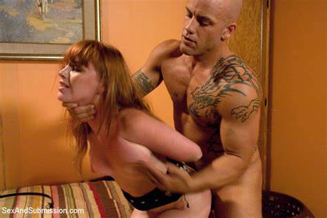 Johnny Sins And Marie Mccray In Passionate Session