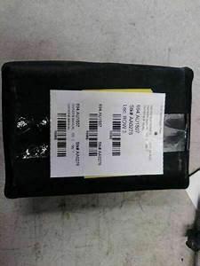 2007 Audi Q7 Original Owners Manual For Glove Box
