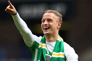 Rangers v Celtic: Leigh Griffiths looking forward to even ...