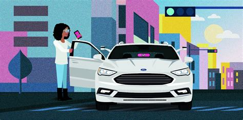 Lyft And Ford Will Team Up For Self-driving Car Network