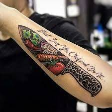 Image result for chef knife tattoo | chef | Pinterest ...