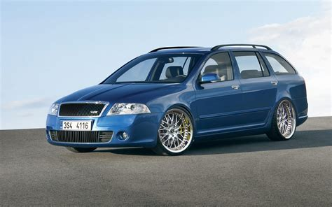 skoda octavia tuning car vehicle skoda octavia tuning