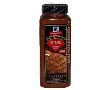 seasoning for salmon new product from mccormick grill mates salmon seasoning spices today