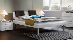 Bett 200x200 Weiß Bettkasten : g nstiges doppelbett in z b 200x200 cm enna ~ Bigdaddyawards.com Haus und Dekorationen