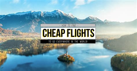 Book your discounted airfare on flightnetwork.com! How to Find Cheap Flights Everywhere (Using Skyscanner)