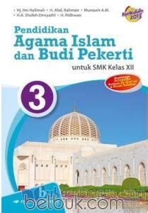 pendidikan agama islam  budi pekerti  smkmak