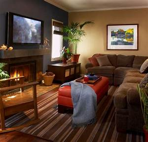 warm living room decorating themes modern home design ideas With warm and inviting rustic living room ideas