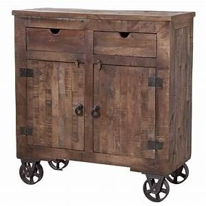 Stein, World, Cordelia, Wood, Rolling, Kitchen, Cart