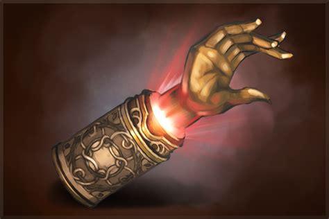 treasure of the mender s palm dota 2 wiki