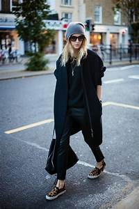 Slip-On Sneakers u2013 Street Style Looks and Chic Combinations | WardrobeLooks.com