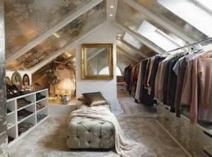 Begehbarer Kleiderschrank Dachgeschoss : begehbarer kleiderschrank im dachgeschoss wohnideen einrichten ~ Sanjose-hotels-ca.com Haus und Dekorationen