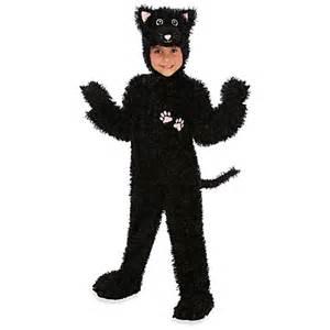 cat toddler costume just pretend 174 black cat toddler animal costume www