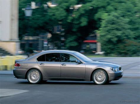 Bmw 7 Series Sedan Picture by 2004 Bmw 7 Series Sedan Specifications Pictures Prices
