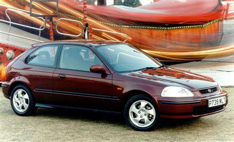 Honda Civic Hatchback Picture by Honda Civic Hatchback 1995 2001 Photos Parkers