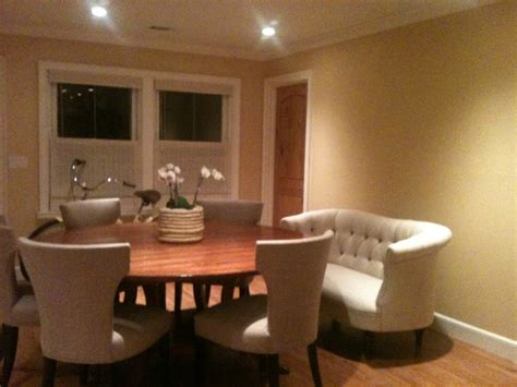 Dining Room Sofa by Dining Room With Sofa Contemporary Dining Room San