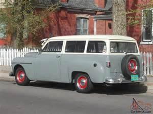 Chrysler Suburban by 1950 Plymouth Suburban Wagon Rod Sweet