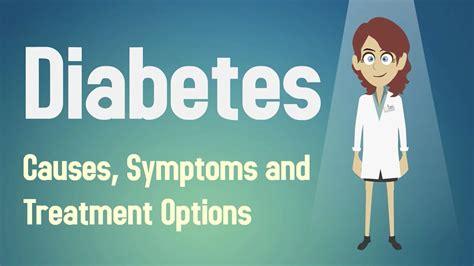 Diabetes Symptoms and Treatment