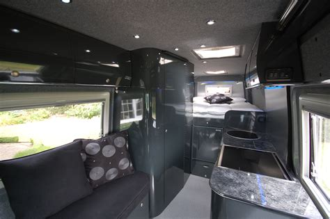 The Ultimate Sports Camper Van