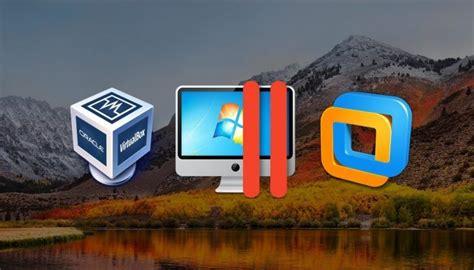 cual es la mejor maquina virtual  mac