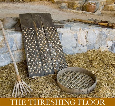 define biblical threshing floor tom s take what are we hearing