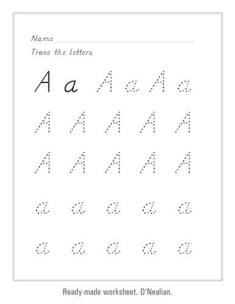 fonts4teachers handwriting worksheets more than 500