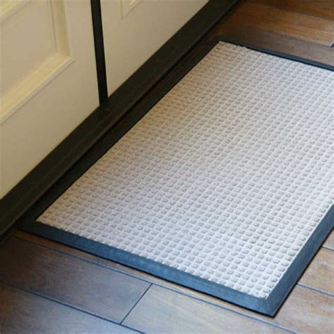 Rubber Backed Carpet Runners Doormats by Quot Nottingham Quot Rubber Backed Carpet Mat