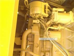 1997 John Deere 670 B Motor Grader