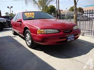 1996 Ford Thunderbird Lx For Sale In Bloomington