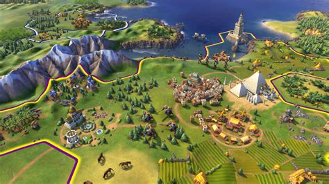 Civilization 6 Summer Update And New DLC Out Today - GameSpot