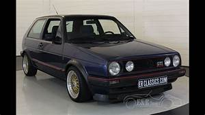 Volkswagen Golf Mk2 Gti 16v 1987 -video-  Erclassics Com