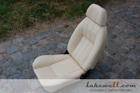 Seat And Headrest Restoration Kit (2 Seats) Tvr Chimaera