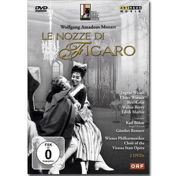le nozze di figaro 2 dvd vienna state opera dvds