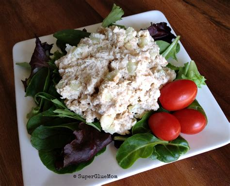 southern chicken salad recipe healthy chicken salad recipe