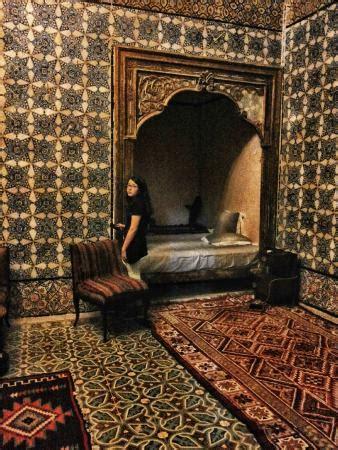 chambre bleue tunis tunisian breakfast bild la chambre bleue tunis