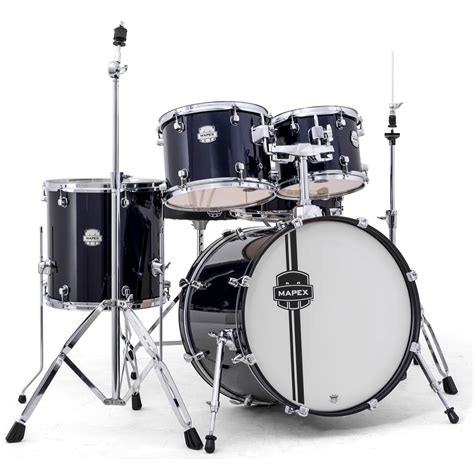 "Mapex Voyager 5piece Jazz Drum Set Shell Pack (20"" Bass"