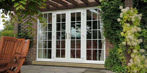 upvc sash windows french doors  clearview