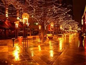 16th Street Mall Denver Colorado Downtown