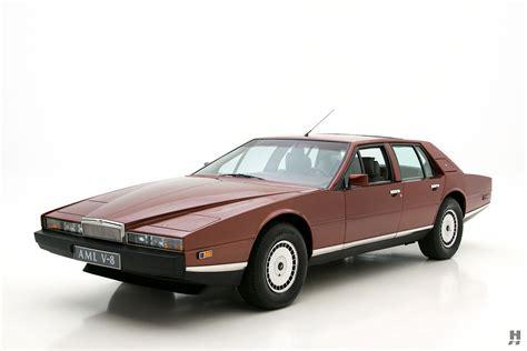 1985 aston martin lagonda saloon for sale buy classic