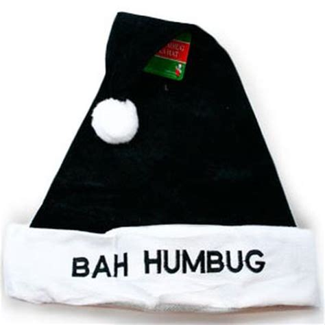 getpranks com your prank source bah humbug santa hat