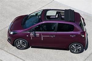 Peugeot 108 Style : peugeot 108 style nouvelle s rie sp ciale pour la petite peugeot photo 2 l 39 argus ~ Gottalentnigeria.com Avis de Voitures