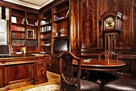 Writing desk bureau oak